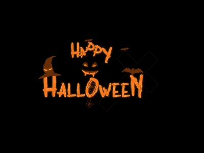 halloween vector marketing logo typography behance dribble branding illustraion wallpaper design wallpaper halloween design halloween