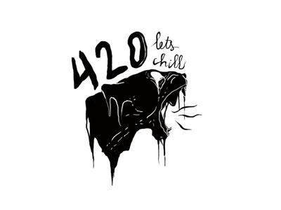 420 sketch pin drawing photoshop illustration illustrator artwork sticker design stickers 420day 420 chill