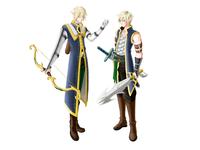 Futago Warriors!