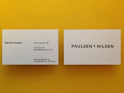 Paulsen & Nilsen