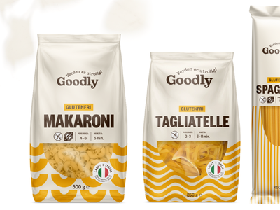 Goodly packaging packaging design print profile branding illustration