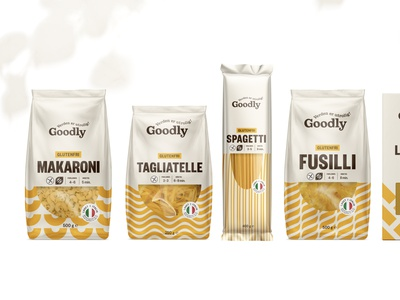 Goodly Prducts packaging package design packagedesign illustration profile logo