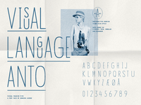 Anto Typeface
