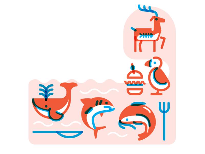 Monocle forecast 2016 magazine monocle infographics icons illustration