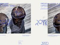 Royksopp X Freudian Kicks