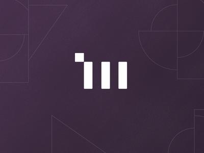 Memory illustration logo profile