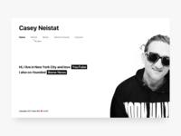 Casey Neistat - Personal Website