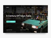 Japan Tourism - Taxi Cabs Of Tokyo