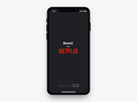 Bored For Netflix - Helping You Find Your Favourite Show