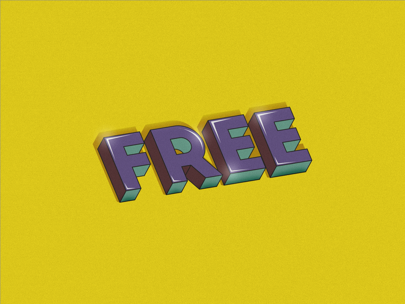 FREE THE PEOPLE ilustración vector free illustration image design diseño gráfico graphicdesign ilustrator photoshop lettering letter