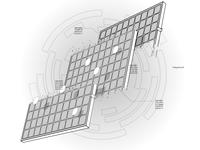 SCI-FI Solar panels