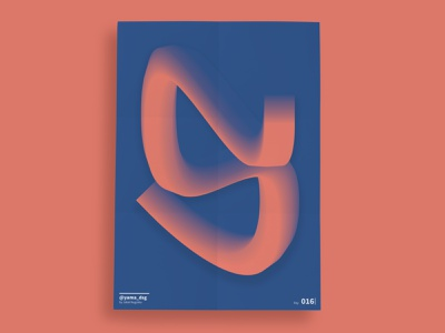 Day 016 posteraday poster dailyposterdesign dailyposterchallenge vector branding design awesome designer designinspiration