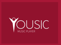 YOUSIC Music Player (Logotype)