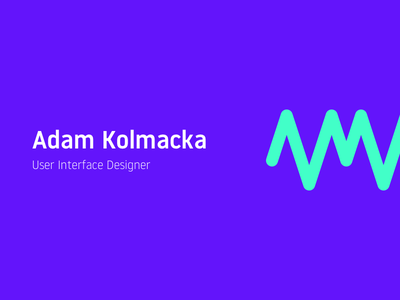Personal Identity simple colors brand identity