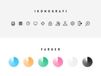 Icons & Colors