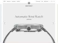 Brathwait - homepage