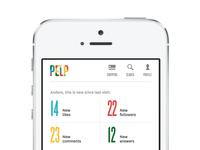 Pelp - app