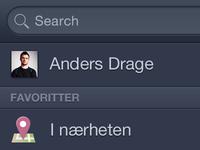 New Facebook UI - Free PSD