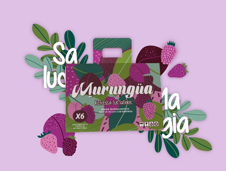 Murungüa illustration pattern design pattern packaging design packaging product design