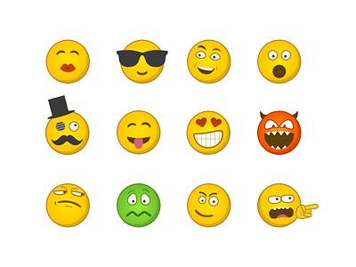 Emoticons emoticon yellow illustration