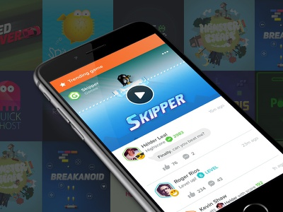 Gamee finally launched globally skipper games launch global app gamee