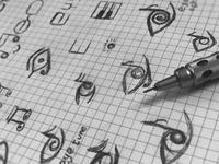 Eye Tune _ Sketch