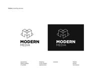 Modern Media _ Logo