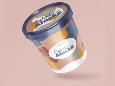 Comf. illustration design graphicdesign student product design icecream dribbbleweeklywarmup