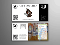 Luxury Brand Gift Voucher