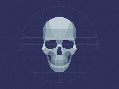Facet Skull