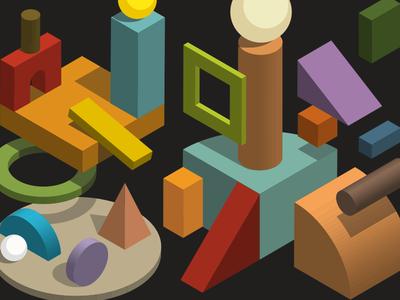 Scatter Blocks