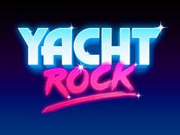 Yacht Rock logo type