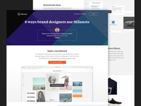 Milanote for brand designers