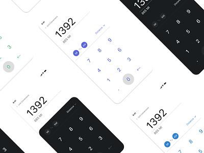 Daily UI 004 • Calculator app calculator ios clean ui clean ui figma design