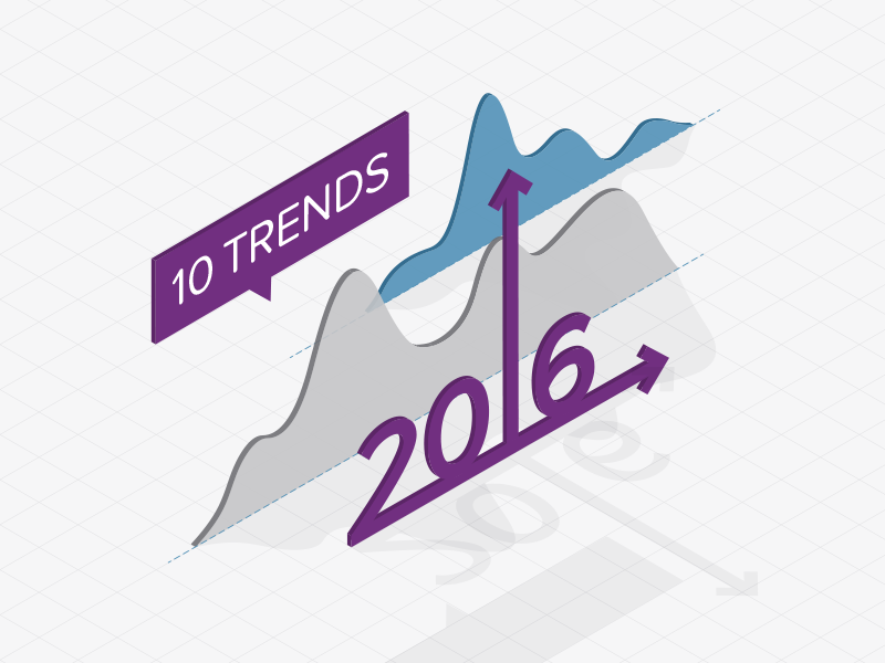 10 Trends for 2016 shadows isometric grid recurly top 10 2016 new year trends graphs