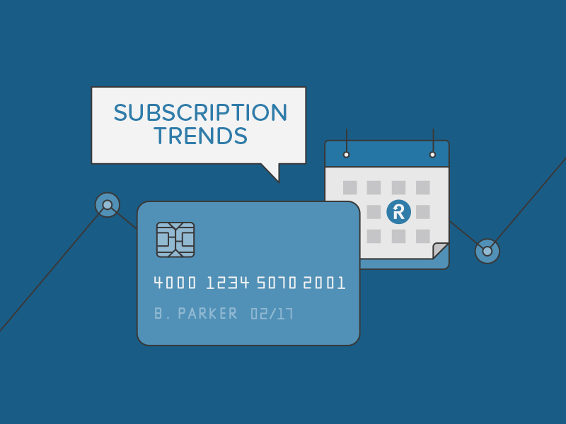 Subscription Trends Illustration san francisco monthly charge recurly saas finance trends subscription billing recurring calendar credit card