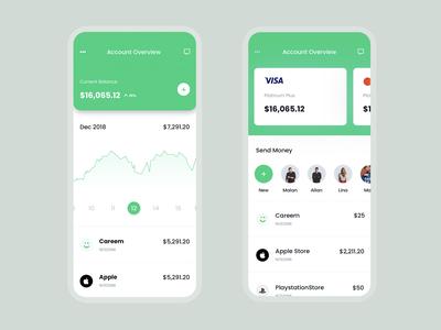Monee Bank App