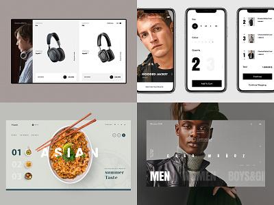 2018 flat concept app branding aftereffect vector black colors web typography pic art slide interface designe interaction picture ux ui design