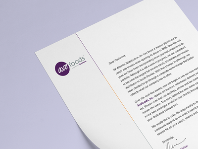 This is a an ad. Please like me on Behance. logo type brand mockup letterhead branding design