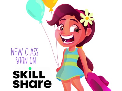 Join now ! class kid artwork illustrator children vector animation cartoon illustration illustraion design character design