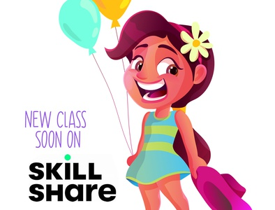 Join now ! class kid artwork illustrator children vector animation cartoon illustration illustraion design character design
