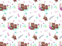 baby textile pattern
