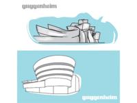 Guggenheim Bilbao- NYC