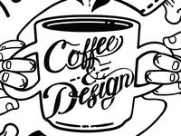 Coffee & Design shirt