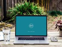 Workspace macbook pro 1