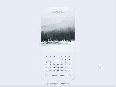 DailyUI #038 - Calendar unsplash 2021 pastels pastel calendar ui calendar app calendar digital app animation interaction adobe xd interface design minimal ux ui dailyui