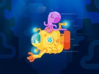 Submarine Rider