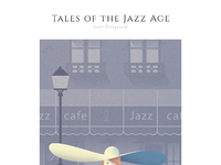 Tales of the jazz age book cover