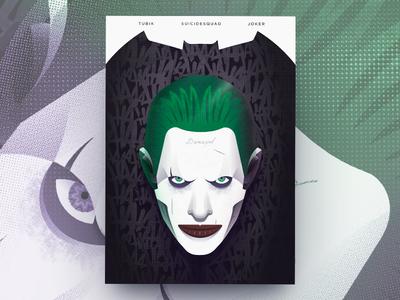 Suicide Squad Poster - JOKER