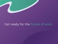 Future of work campaign